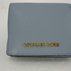 Michael Kors Jet Set Carryall Card Case Wallet